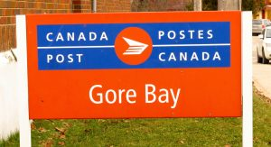 gore_bay_post_office_sign
